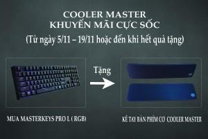 COOLER MASTER KHUYẾN MÃI CỰC SỐC