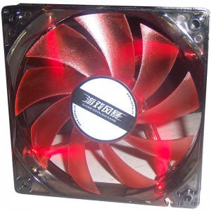 Fan Sama 12cm Red