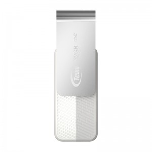 USB 2.0 Team Group INC C142 32GB (White)