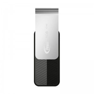 USB 2.0 Team Group INC C142 8GB (Black)